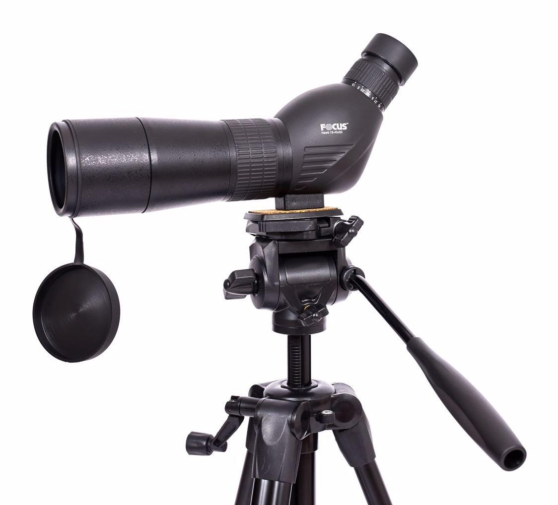 Focus Sport - Focus Hawk 15-45x60 Spoting Scope With Tripod