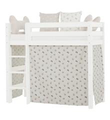 Hoppekids - Forhæng til Mellemhøj seng 70×160 cm - Pets Pristine