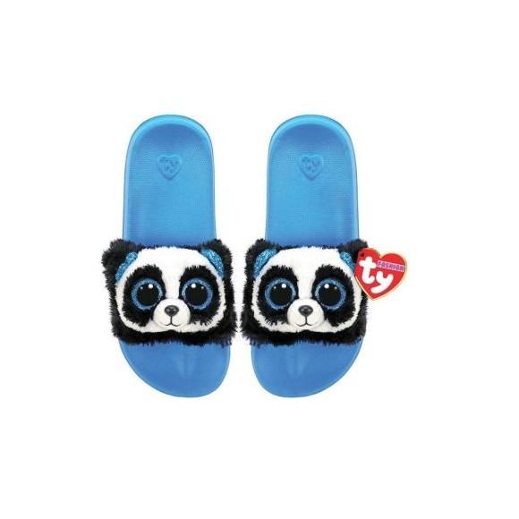 Ty Plush - Slides - Bamboo the Panda (Size: 32-34)(TY95436)