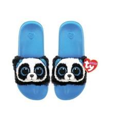 Ty Plush - Slides - Bamboo the Panda (Size: 36-38)(TY95466)