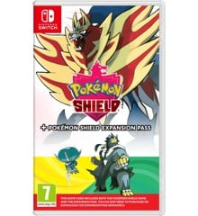 Pokémon Shield + Expansion Pass