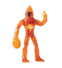 Ben 10 - Basis Figur - Heatblast