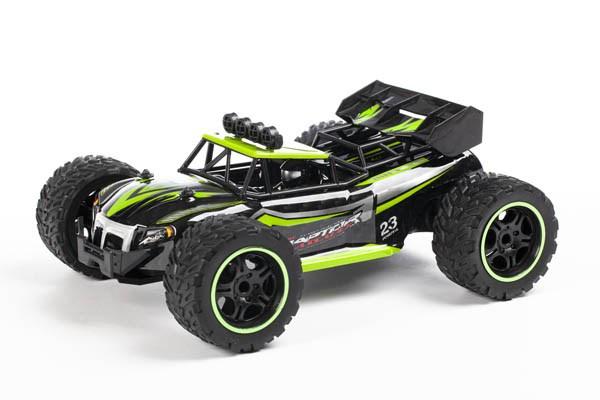 "TechToys - Buggy 1:14 2,4 GHz R/C ""Raptor""  +USB - green (534425)"