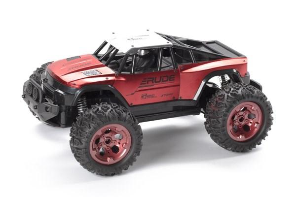 TechToys - Rude Off-Road 1:12 2,4GHz R/C Metallic - Red (534614)