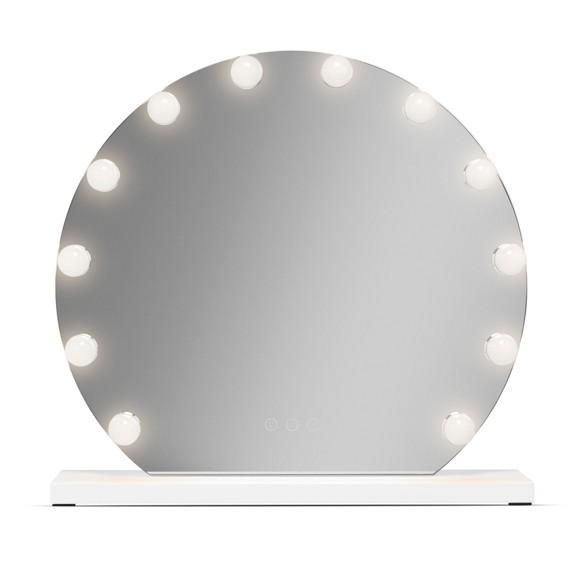Gillian Jones - Mega Hollywood Mirror w. LED Light