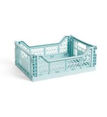 HAY - Colour Crate Medium - Arctic Blue (508338)