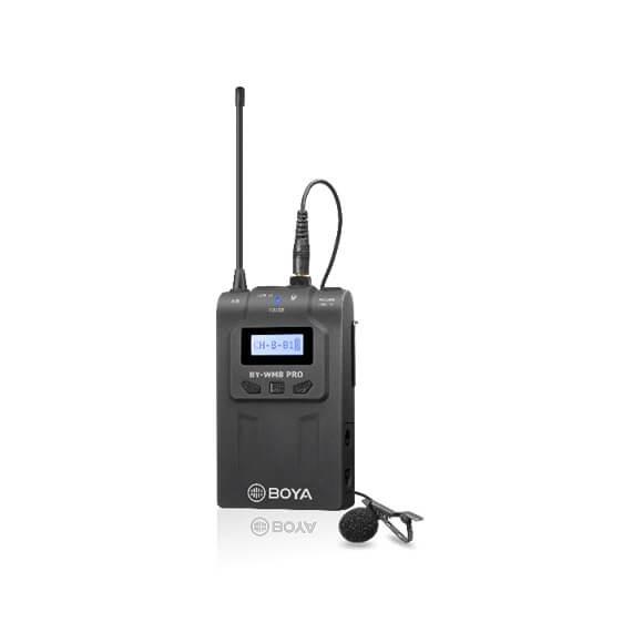 BOYA - Wireless Transmitter TX8 Pro 3.5mm