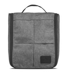 Vittorio - Hang-up Washbag in Grey