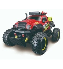 Maisto - Overlander R/C 2.4 GHz (Li-ion+USB) - Red  (140046)