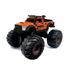 Maisto - Meg-Zilla 1:8 R/C - Orange (471182)