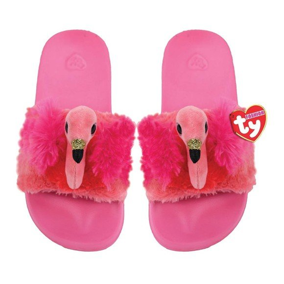 Ty Plush - Slides - Gilda the Flamingo (Size: 32-34) (TY95438)