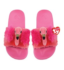 Ty Plush - Slides - Gilda the Flamingo (Size: 36-38) (TY95468)