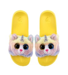 Ty Plush - Slides - Heather the Unicat (Size: 36-38) (TY95471)
