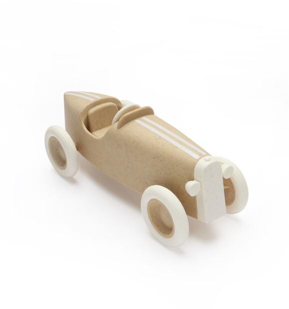 Ooh Noo - Grand Prix Racing Car, Beige (40RC1801)
