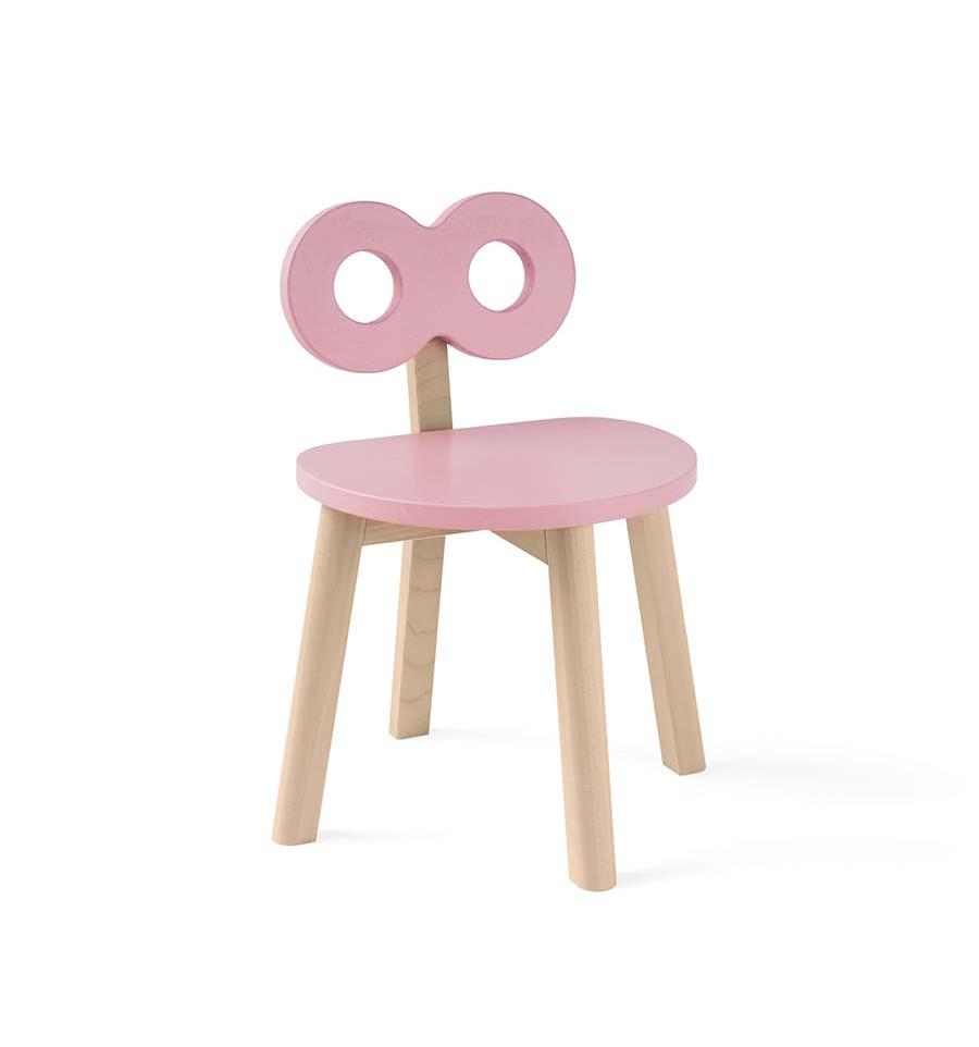 Ooh Noo - Kinderstuhl, Pink