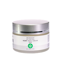 Neurogan - CBD 24 timers Ansigtscreme Anti-Age & Anti-stress  500 mg 30 ml