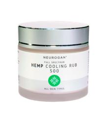Neurogan - CBD Kølende Sportscreme  500 mg 60 ml