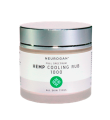 Neurogan - CBD Cooling Rub 1000 mg 60 ml