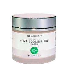 Neurogan - CBD Kølende & Plejende Sportscreme 1000 mg 60 ml