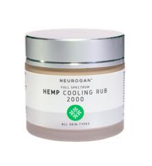 Neurogan - CBD Lindrende Sportscreme  2000 mg 60 ml