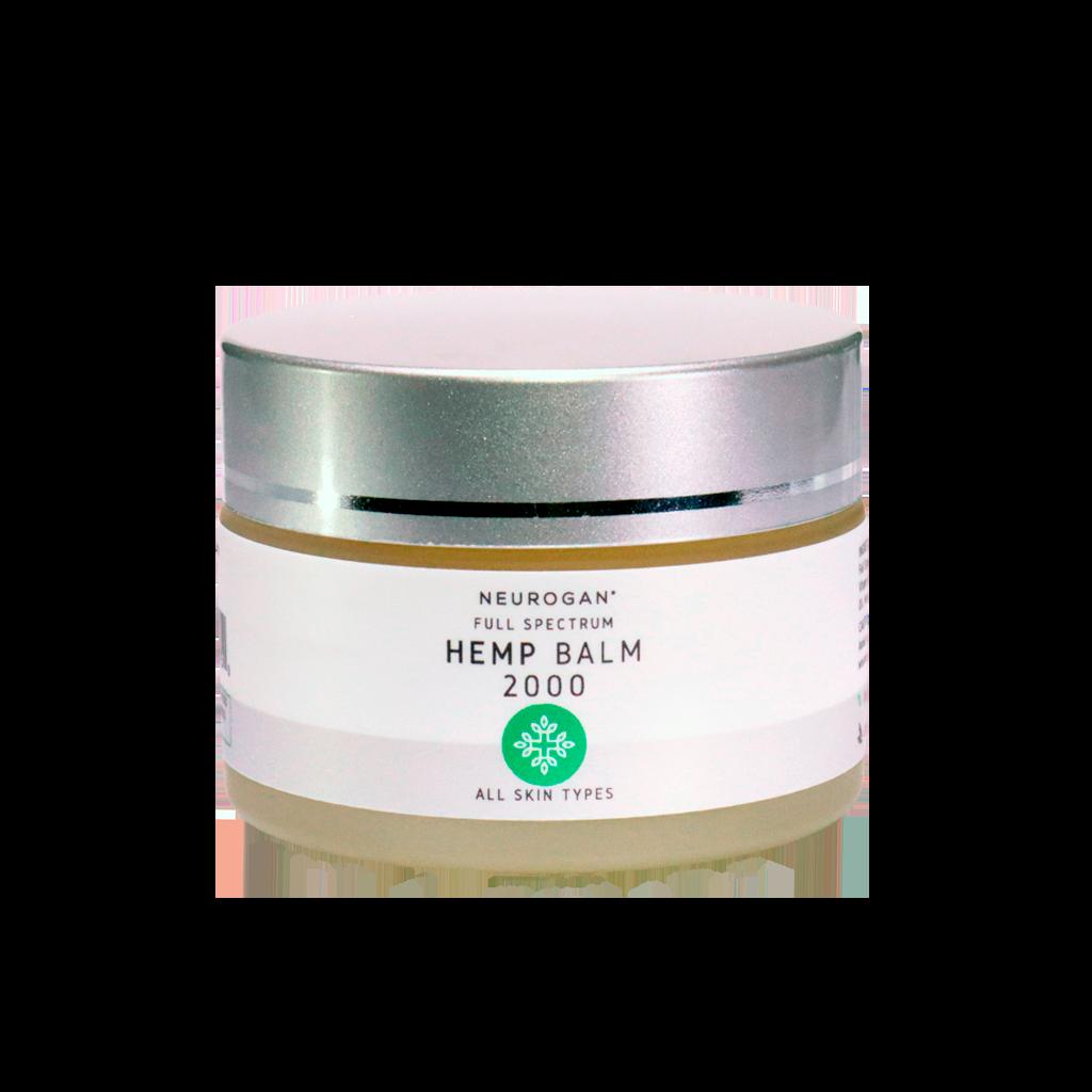 Neurogan - CBD Hemp Balm 2000 mg 30 ml