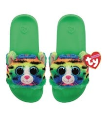 Ty Plush - Slides - Tigerly the Tiger (Size: 32-34) (TY95442)
