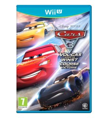 Cars 3: Driven to Win (ES)