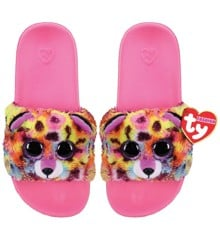 Ty Plush - Slides - Giselle the Leopardcorn (Size: 36-38) (TY95473)