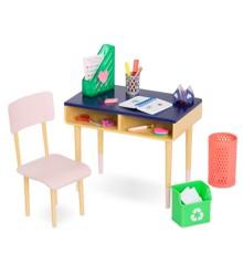 Our Generation - Skrivebord med tilbehør (735123)