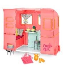 Our Generation - Pink Autocamper (737445)