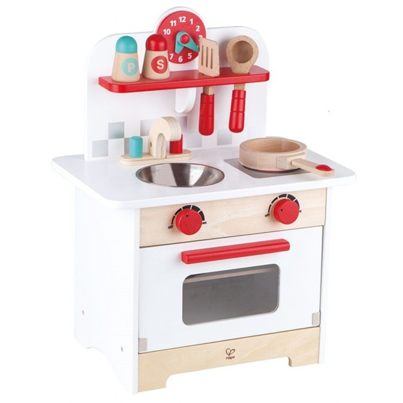 Hape - Small Retro Gourmet Kitchen (6139)