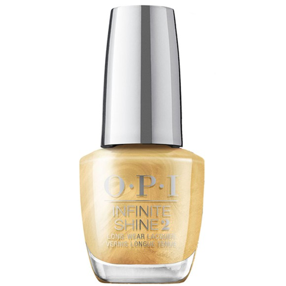 OPI - Infinite Shine 2 Gel Neglelak - This Gold Sleighs Me