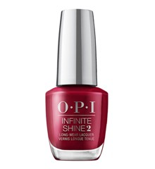 OPI - Infinite Shine 2 Gel Polish - Red-Y-For The Holiday