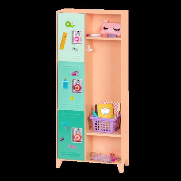 Our Generation - Classroom Cool Locker Set (737913)