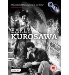 Early Kurosawa Collection (UK import)