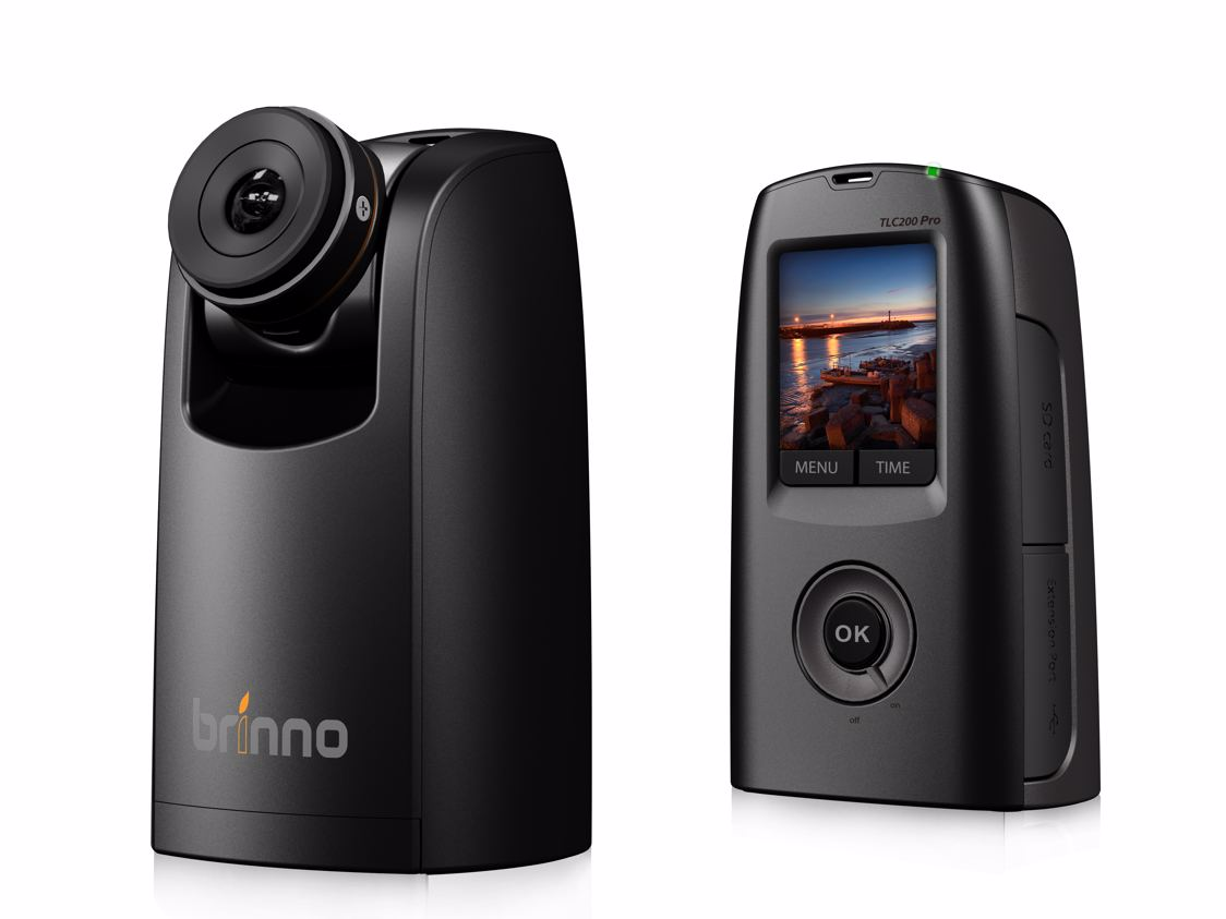 Brinno - TLC200 Pro Timelapse Camera