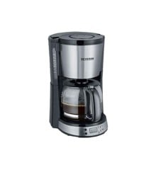 Serverin - Coffee Machine With Timer KA 4192 1000 watt - Black (494007)