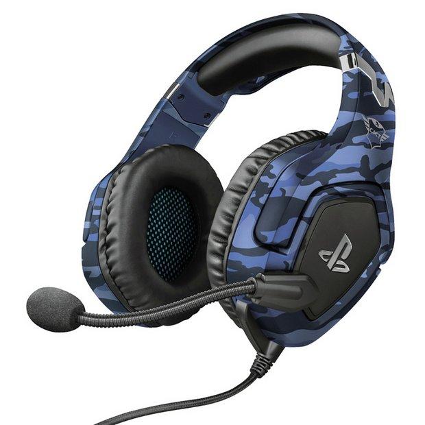 Trust GXT 488 Forze-B Headset Blue