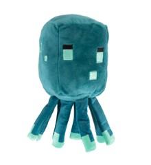 Minecraft Earth Happy Explorer Glow Squid Plush