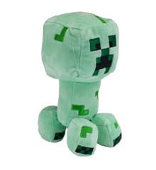 Minecraft Earth Happy Explorer Creeper Plush