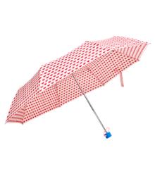 Rice - Foldable Umbrella - Sweethearts Print