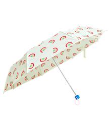 Rice - Foldable Umbrella - Rainbow Print
