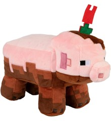 Minecraft Earth Adventure Muddy Pig Plush