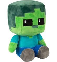 Minecraft Crafter Zombie Plush