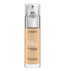 L'Oréal - True Match Foundation - 2.W Golden Almond