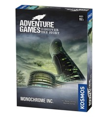 Adventure Games: Monochrome (English) (KOS1446)
