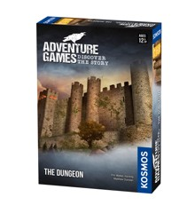 Adventure Games: The Dungeon (Engelsk)