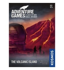 Adventure Games: The Volcanic Island (Engelsk)