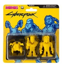 Cyberpunk 2077 Monos Silverhand Set - Series 1 Yellow