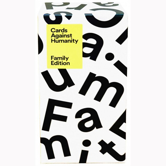 Cards Against Humanity - Family Edition (English) (SBDK2042)